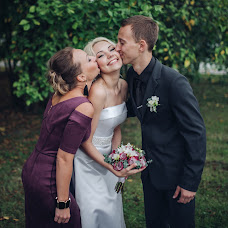 Wedding photographer Aleksandr Mann (mokkione). Photo of 23.07.2017