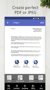 FineScanner Pro - PDF Document Scanner App + OCR Screenshot