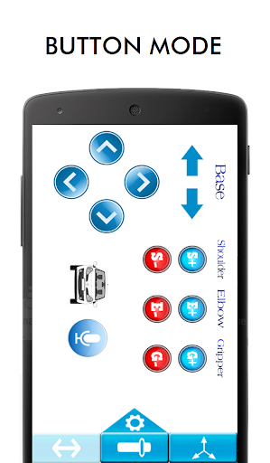 MeArm Controller 3.0 screenshots 3