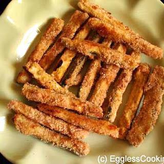 Baked Zucchini Fries.