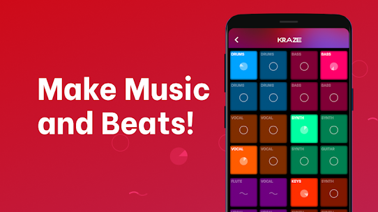 Splash – Music & Beat Maker: Record Your Own Songs App Download for Android 1