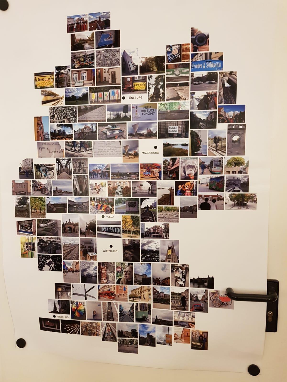 Ein Bild, das drinnen, sitzend, weiß, Kühlschrank enthält.  Automatisch generierte Beschreibung