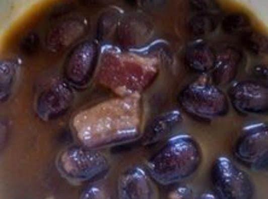 Frijoles Negros  Cuban Black Beans