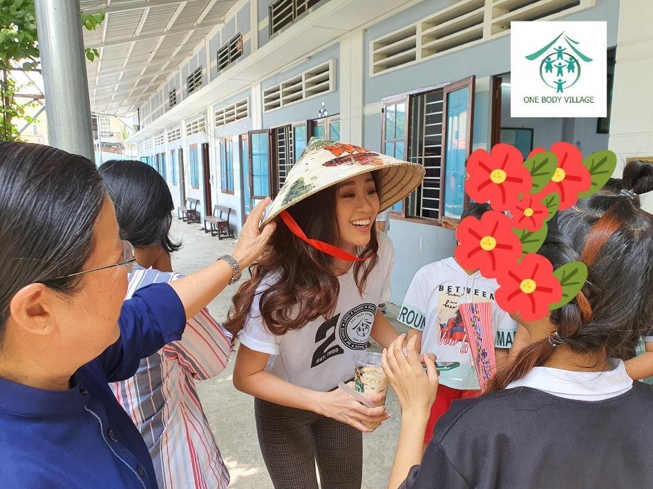 Hoa hậu Khánh Vân đồng hành cùng chiến dịch bảo vệ trẻ em bị xâm hại