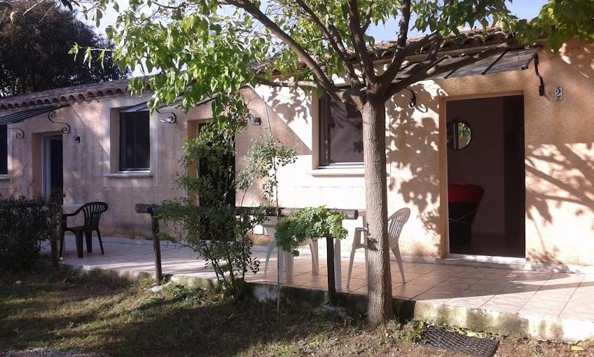Location d'une chambre d'hôtes de 28m² pour 2 personnes à Aimargues