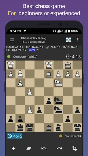Chess - Play & Learn Free Classic Board Game 1.0.4 screenshots 4