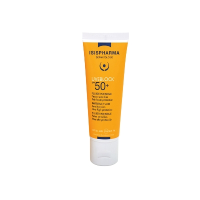 bloqueador uveblock fluido invisible spf50+ 40ml