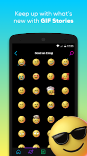 GIPHY: GIF & Sticker Keyboard & Maker Screenshot