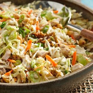 Crunchy Chicken Salad.