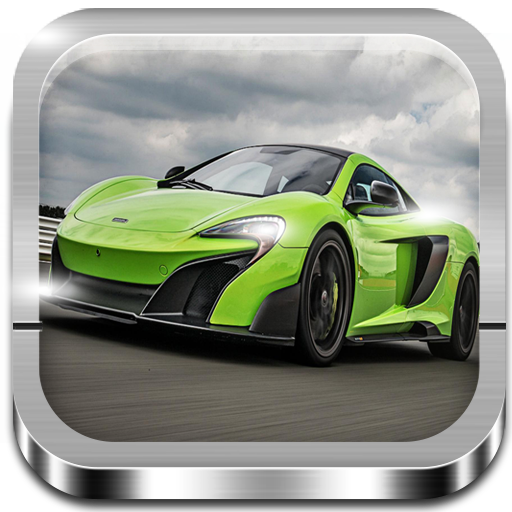 Sports Car Driving Game 3D
