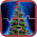 New Year Puzzle Game icon