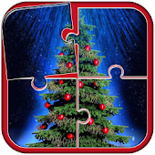 New Year Puzzle Game
