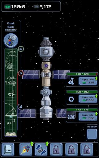 Idle Space Company 0.9.6 screenshots 2