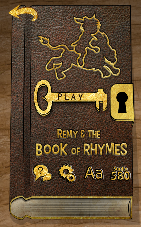 Remy and the Book of Rhymes- screenshot