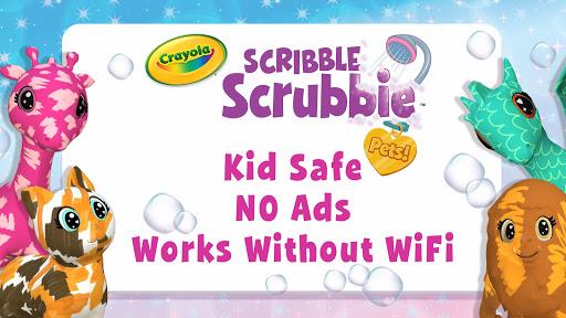 Crayola Scribble Scrubbie Pets 1.4 screenshots 5