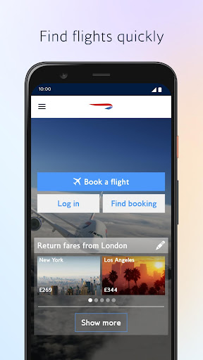 British Airways 4.42 screenshots 1