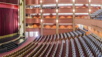 Auditorio Maestro Padilla, en fase 3 se permitirá un aforo del 50%.