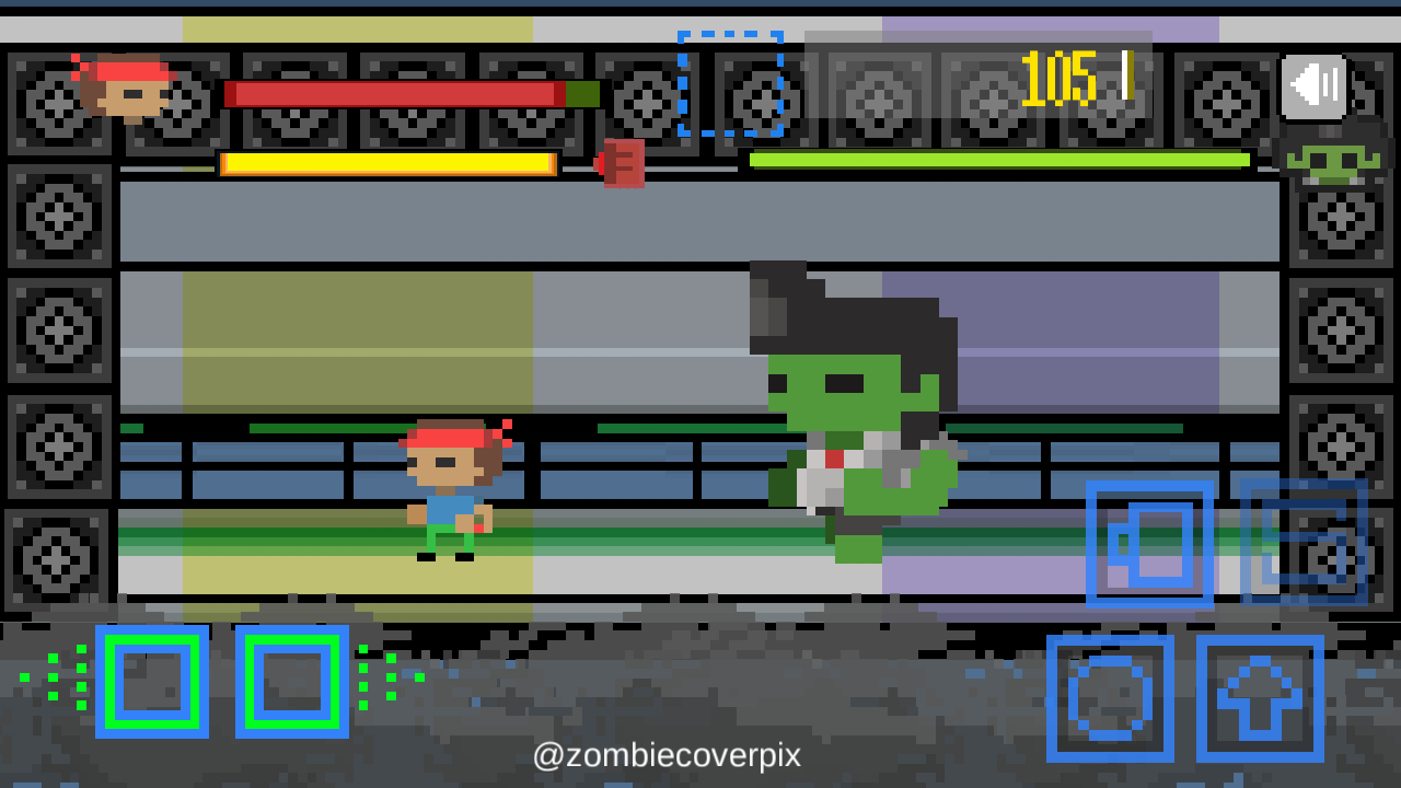 Zombie Cover- screenshot
