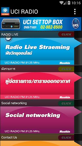 UCI RADIO