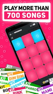 SUPER PADS - your beat maker DJ app! Screenshot