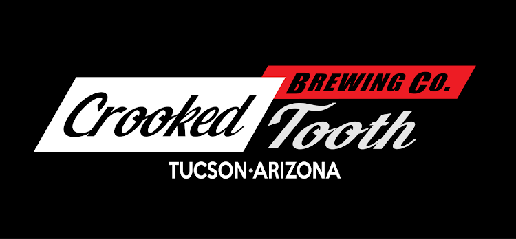 Logo of Crooked Tooth Lager De Tucson