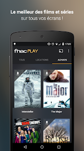 FnacPLAY- screenshot thumbnail