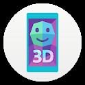 3D Machi-chara Creator icon
