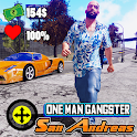One Man Gangster: San Andreas icon