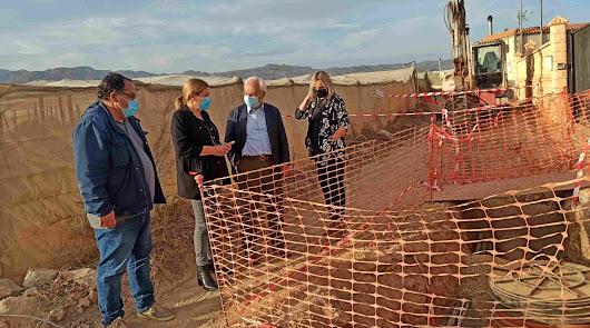 Níjar recibe 1,1 millones de euros por los destrozos de las DANAs