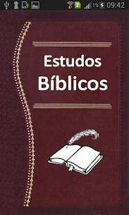Estudos Bíblicos - náhled
