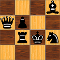 4 x 4 Solo Mini Chess Puzzles icon