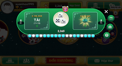 Game danh bai doi thuong 52fun 5.6.6 screenshots 2