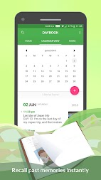 Daybook - Diary, Journal, Note APK screenshot thumbnail 2