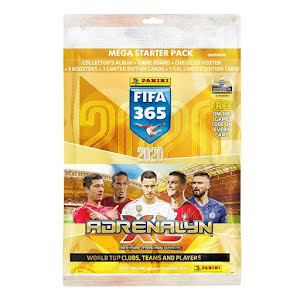 Mega Starterpack FIFA 365 2020 Panini