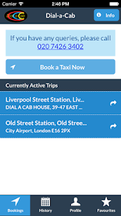 Dial-a-Cab - screenshot thumbnail