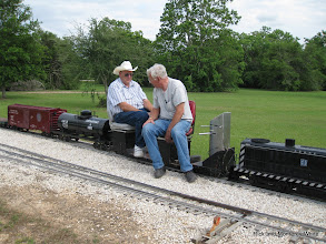 Photo: Charles Williams and Gil Freitag.  HALS-SLWS 2009-0522