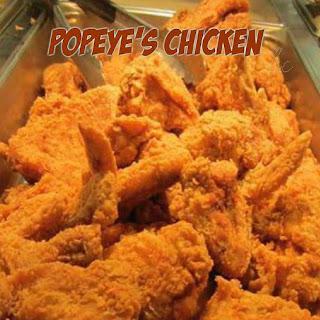 Popeye's Chicken Copycat.