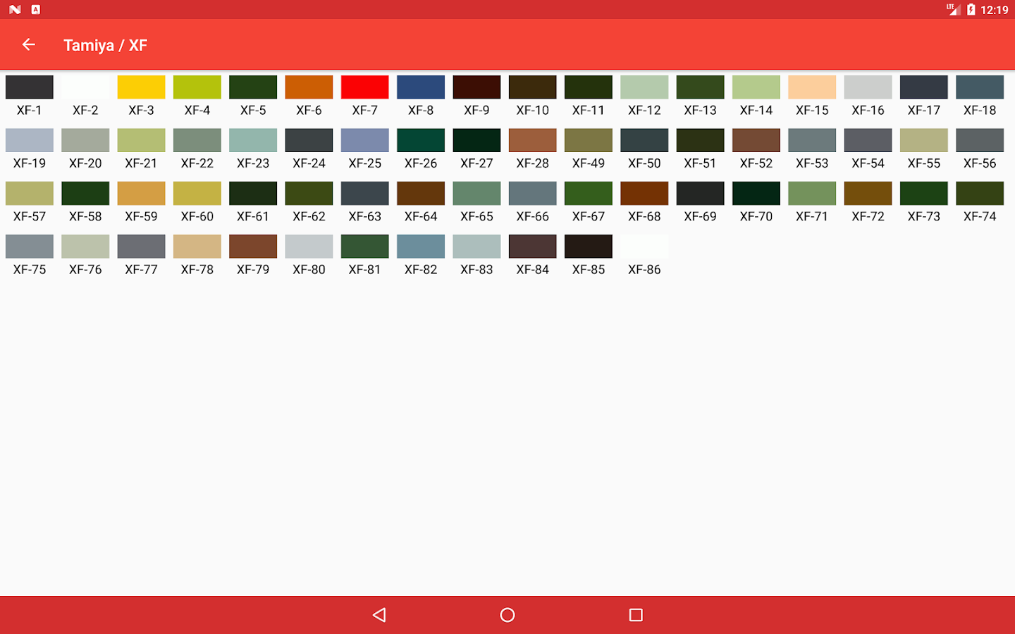 Hobby color converter android apps on google play hobby color converter screenshot nvjuhfo Images