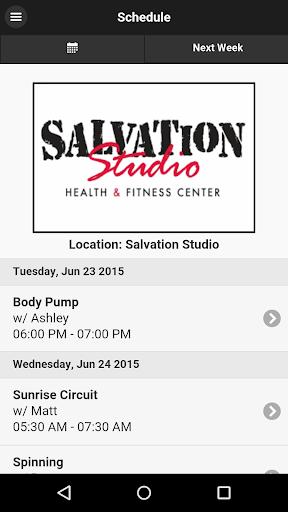 Salvation Studio - New Orleans