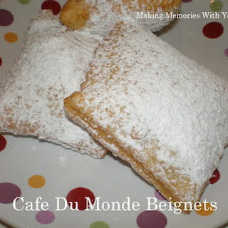Cafe Du Monde Beignets Recipe