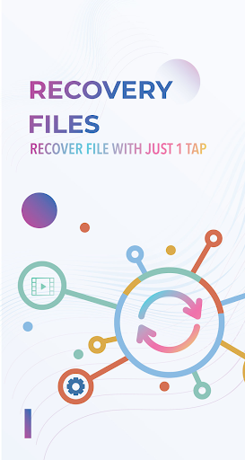Photo Recovery, Restore Video & Recover Audio Pro screenshot 1