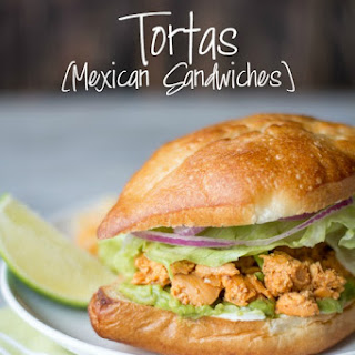 Tortas- Mexican Sandwiches Recipe