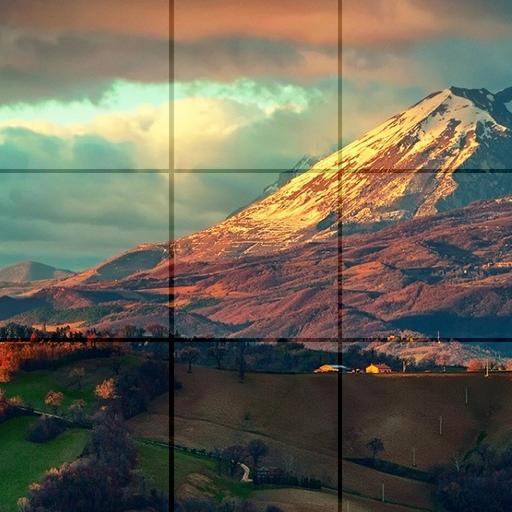 解谜の山脈パズル LOGO-記事Game