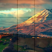 Relax Mountains Puzzle
