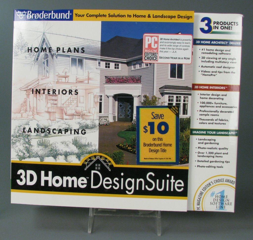 Computer Software Windows 95 3d Home Designs Suite Google Arts Culture