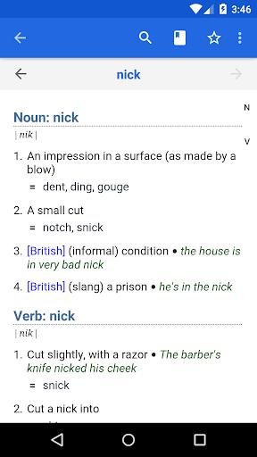 Dictionary - WordWeb screenshot 4