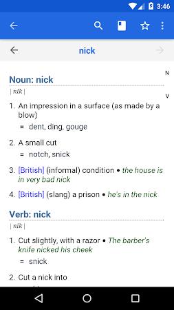 Dictionary - WordWeb 3.2 screenshot 222889