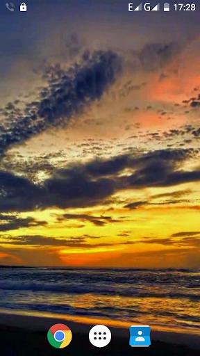 Full Hd Sunset Video Wallpaper