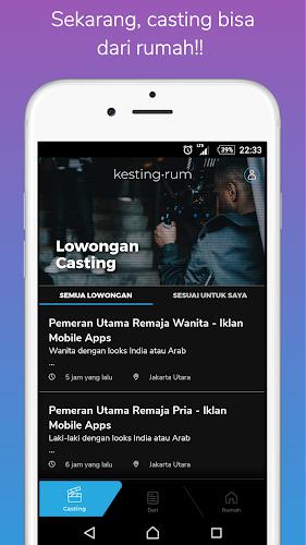 Download Kestingrum - Casting dari Rumah (Beta) APK latest