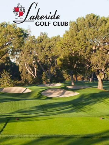 Lakeside Golf Club CA